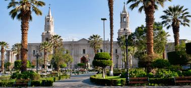 Más de  20 Hoteles en Arequipa