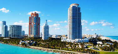 More than 150 Hotels in Miami