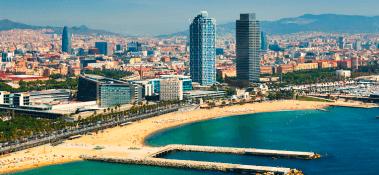 Más de 600 Hoteles en Barcelona