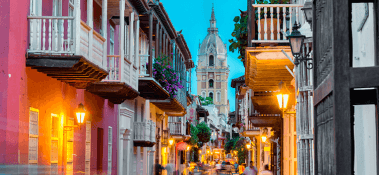 More than 70 Hotels in Cartagena