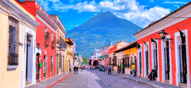 More than 60 Hotels in Guatemala
