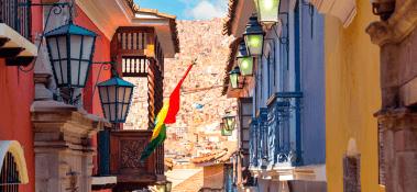 Más de 100 Hoteles en Bolivia