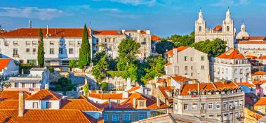 Mais de  3.000 Hotéis no Portugal