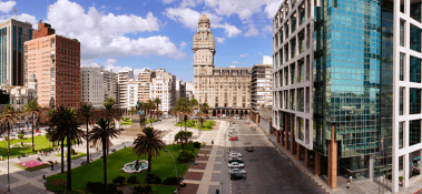 More than 100 Hotels in Montevideo