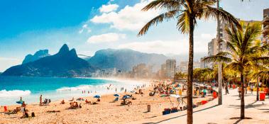 Hotéis em Rio de Janeiro R$ 132.94 Por Noite