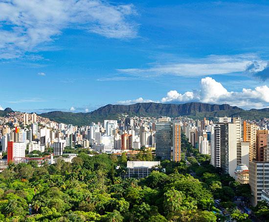 Hotéis em  Belo Horizonte
