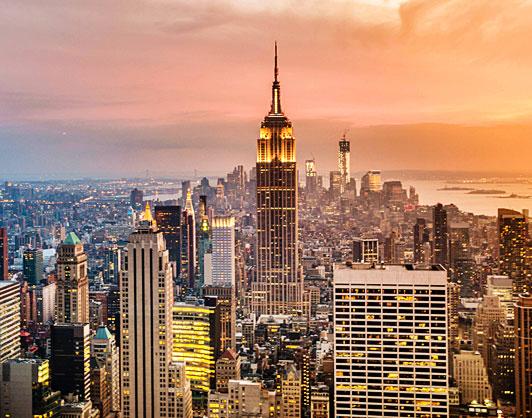 Hoteles en New York